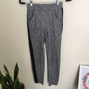 MADEWELL track trousers with side stripe AN20